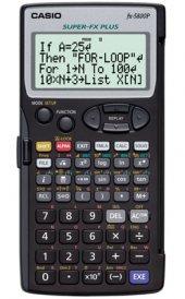 Casio Fx 5800p Programlanabilir Bilimsel Fonksiyonlu Hesap Makinesi