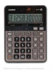 Casio DS-1B-W  Profesyonel 10 Hane Masa Üstü Hesap Makinesi
