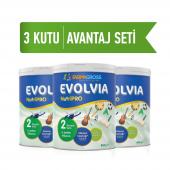 Evolvia Nutripro 2 Devam Sütü 3lü 800 Gr