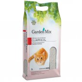 Gardenmix Bentonit Parfümsüz İnce Taneli Kedi Kumu 5 Lt