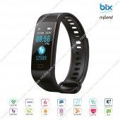 Samsung Uyum Bix Myband Sb03 Akıllı Bileklik Saat Nabız Ölçer