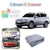 Citroen C Crosser Araca Özel Koruyucu Branda 4 Mevsim (A+ Kalite