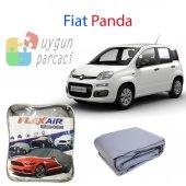 Fiat Panda Araca Özel Koruyucu Branda 4 Mevsim (A+ Kalite)