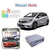 Nissan Note Araca Özel Koruyucu Branda 4 Mevsim (A+ Kalite)