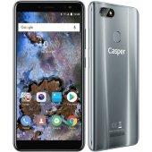 Casper Via M4 32 GB Gri Cep Telefonu-2