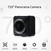 Angeleye Ks 507 720 � 4k Wifi Panaromik Dual Lens Aksiyon Kamera