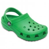 Crocs Classic Clog Çocuk Terlik Yeşil Cr0146