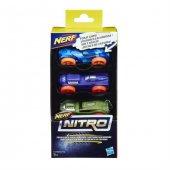 Nerf Nitro Araba 3lü Paket C0774 E1236