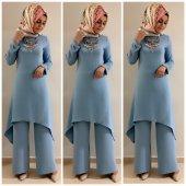 9019 K15 Bebe Mavi Renk Ayrobin Yeni Takım