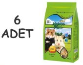Nature Plan Hamsteryemi 800 Gr X 6 Adet