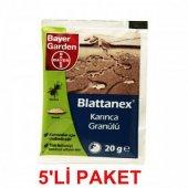 Bayer Garden Blattanex Karınca Granülü 5x20 Gr...