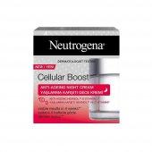 Neutrogena Cellular Boost Gece Kremi Yaşlanma Karşıtı 50 Ml