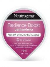 Neutrogena Radiance Boost Canlandırıcı Krem Maske 10 Ml