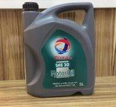 Total Motor Zincir Yağı Oil Sae 30 Numara 3...
