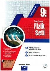 çap Yayınları 9.sınıf Fen Lisesi Fizik Seti 2020