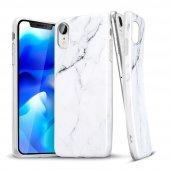 Iphone Xr Kılıf, Esr Marble,white