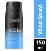 Axe Deodorant Sprey You Refreshed 150ml
