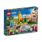 Lsc60234 City İnsan Paketi Lunapark City +5 Yaş...