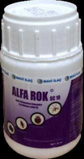 10 Adet Alfa Rok Kara, Sivri Sinek Haman Böceği...