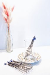 Mavi Nazar Boncuklu 6lı Çay Kaşığı