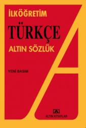Türkçe Sözlük (İlköğretim) Altın Kitaplar...