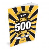 Tyt Son 500 Soru Geometri Hız Yayınları