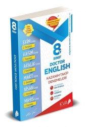 8.sınıf Doctor English Kazanım Takip Denemeleri...