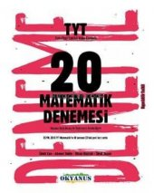 Tyt Matematik 20 Deneme Okyanus Yayınları