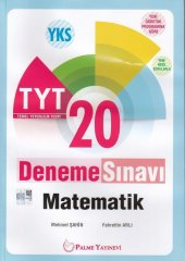 Tyt Matematik 20 Deneme Palme Yayınları