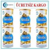Similac 1 Numara Bebek Sütü 850gr 6 Adet