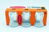Paşabahçe 42021 Optikli Çay Bardağı 6 Lı