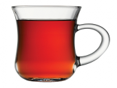 Paşabahçe 55411 Keyif Kulplu Çay Bardağı 6 Lı