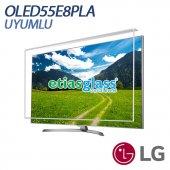 Lg OLED55E8P Tv Ekran Koruyucu / Ekran Koruma Camı Etiasglass