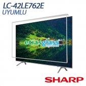 Sharp LC-42LE762E Tv Ekran Koruyucu / Ekran Koruma Camı Etiasglass