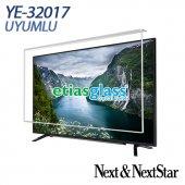 Next-NextStar YE-32017 Tv Ekran Koruyucu / Ekran Koruma Camı Etiasglass