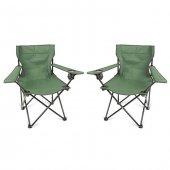 Mira Rome Çantalı Kamp Sandalyesi 2 Adet