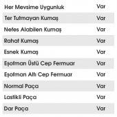 Kadın Siyah Sporcu Eşofman Takım - kırmızı şerit-3