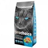 Prochoice Yetişkin Somon&pirinç 2 Kg Kedi...