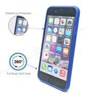 Roar Jelly iPhone 6 / 6S Sarı Silikon Kılıf-2