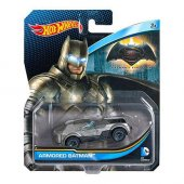 Hot Wheels Armored Batman (887961287745)