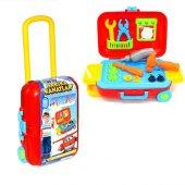 Harika Kanatlar Oyuncak Tamir Set Bavulum