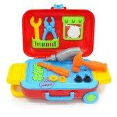 Harika Kanatlar Oyuncak Tamir Set Bavulum-3