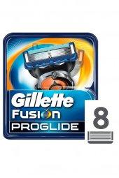 Gillette Fusion Proglide Yedek Tıraş Bıçağı