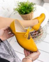Rowena Hardal Cilt Oxford Ayakkabı