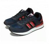 Cheta Lacivert Kırmızı Erkek Spor Ayakkabı