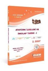 Aöf Atatürk İlkeler ve İnkılap Tarihi - I 2. Sınıf Güz Dönemi Konu Anlatımlı Soru Kitabı Tek EGEM YAYINLARI
