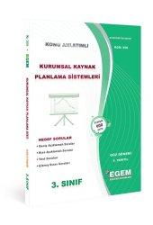 Aöf Kurumsal Kaynak Planlama Sistemleri 3. Sınıf Güz Dönemi Konu Anlatımlı Soru Kitabı Tek Egem Yayınları