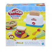 Play Doh Yaratıcı Mutfağım Ekmek Kızartma Makinesi E0039