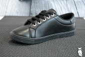 Advantage Clean Qt Ayakkabı Siyah Taban Trend...