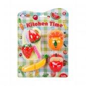 Kesme Tahtalı Meyve ve Sebze Seti-2